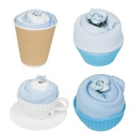 Afternoon Tea Party - Gift Set - Cornflower Blue