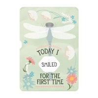 Milestone Turn Wheel Photo Card - Baby - Moments