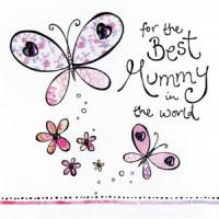 Best Mummy - Card