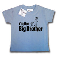 I'm the Big Brother - Child's T-shirt