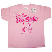 I'm the Big Sister - Child's T-shirt