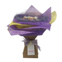 Lavender Blooms Chocolate Bouquet
