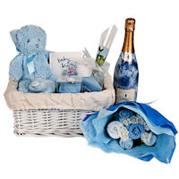 Design your own - Baby Gift Basket - Baby Boy