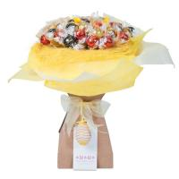 Mothers Day Chocolate Bouquet - Spring Daffodil - Extra Large