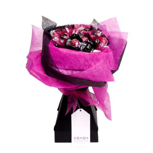 Chocolate Bouquet - Fuchsia Pink