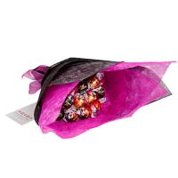Easter Chocolate Posy - Hot Pink