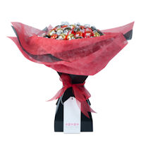 Chocolate Kisses Bouquet - Large