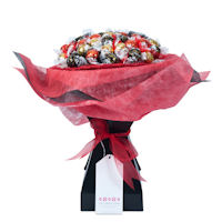 Chocolate Kisses Bouquet - Extra Large