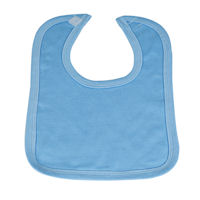 Fairy Cake - Bib - Cornflower Blue