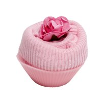 Fairy Cake - Sock - Sugar Pink