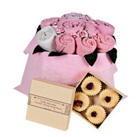 Mummy and Me Gift Set - Baby Girl Pink