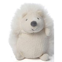 Gund Pokey Hedgehog Rattle - Cream