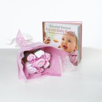 Annabel Karmel Welcome Bouquet Gift Set Baby Girl Pink