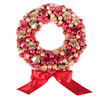 Chocolate Christmas Wreath - Extra Large