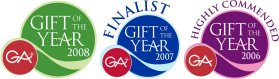 Gift of the year finalists 2007